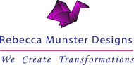Rebecca Munster Designs (RMD) Logo - Entry #241