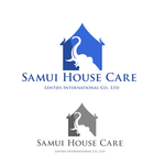 Samui House Care Logo - Entry #74