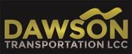 Dawson Transportation LLC. Logo - Entry #136