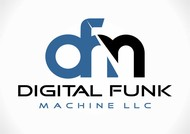 Digital Funk Machine LLC Logo - Entry #43