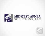 Midwest Apnea Solutions, LLC Logo - Entry #58