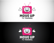 Move Up TV Training  Logo - Entry #92