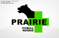 Prairie Pitbull Rescue - We Need a New Logo - Entry #91
