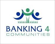 Banking 4 Communities Logo - Entry #8