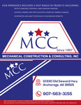 Mechanical Construction & Consulting, Inc. Logo - Entry #21