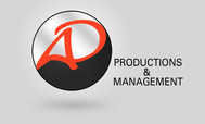 Corporate Logo Design 'AD Productions & Management' - Entry #53