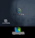 Loantopia Logo - Entry #49