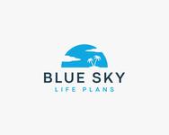 Blue Sky Life Plans Logo - Entry #383