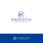 Baker & Eitas Financial Services Logo - Entry #484
