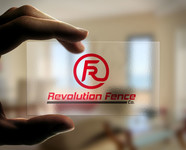 Revolution Fence Co. Logo - Entry #324