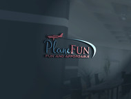 PlaneFun Logo - Entry #61