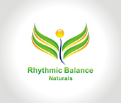 Rhythmic Balance Naturals Logo - Entry #128