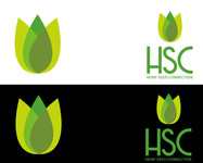 Hemp Seed Connection (HSC) Logo - Entry #169