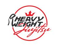 Heavyweight Jiujitsu Logo - Entry #329