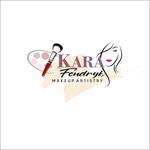 Kara Fendryk Makeup Artistry Logo - Entry #67