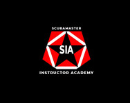 ScubaMaster Instructor Academy Logo - Entry #53