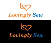 Lovingly Sew Logo - Entry #43