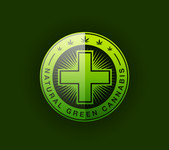 Natural Green Cannabis Logo - Entry #30