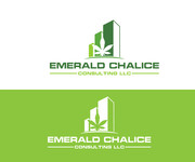 Emerald Chalice Consulting LLC Logo - Entry #44