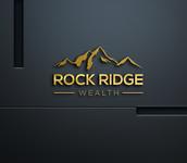 Rock Ridge Wealth Logo - Entry #190