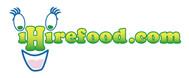 iHireFood.com Logo - Entry #20