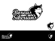 Siberian Husky Logo - Entry #8