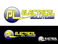 P L Electrical solutions Ltd Logo - Entry #98