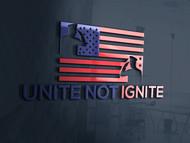 Unite not Ignite Logo - Entry #63