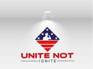 Unite not Ignite Logo - Entry #73