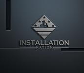 Installation Nation Logo - Entry #36