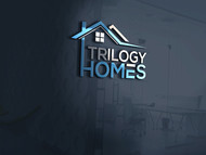 TRILOGY HOMES Logo - Entry #280