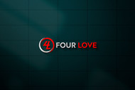 Four love Logo - Entry #164