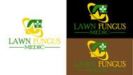 Lawn Fungus Medic Logo - Entry #176
