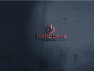 Hard drive garage Logo - Entry #52
