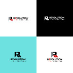 Revolution Roofing Logo - Entry #318