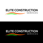 Elite Construction Services or ECS Logo - Entry #127