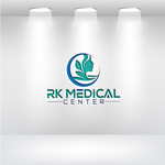 RK medical center Logo - Entry #152