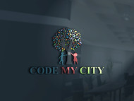 Code My City Logo - Entry #65