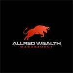 ALLRED WEALTH MANAGEMENT Logo - Entry #557
