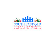 South East Qld Landscaping and Fencing Supplies Logo - Entry #85