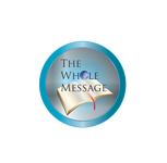 The Whole Message Logo - Entry #42