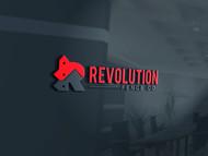 Revolution Fence Co. Logo - Entry #77