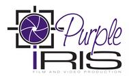 Purple Iris Films Logo - Entry #51