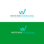 White Wolf Consulting (optional LLC) Logo - Entry #472