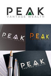 Peak Vantage Wealth Logo - Entry #109