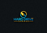 Hard drive garage Logo - Entry #257