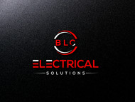 BLC Electrical Solutions Logo - Entry #245
