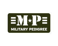 Military Pedigree Logo - Entry #175