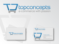 top concepts GmbH needs new logo - Entry #43