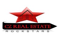 CZ Real Estate Rockstars Logo - Entry #34